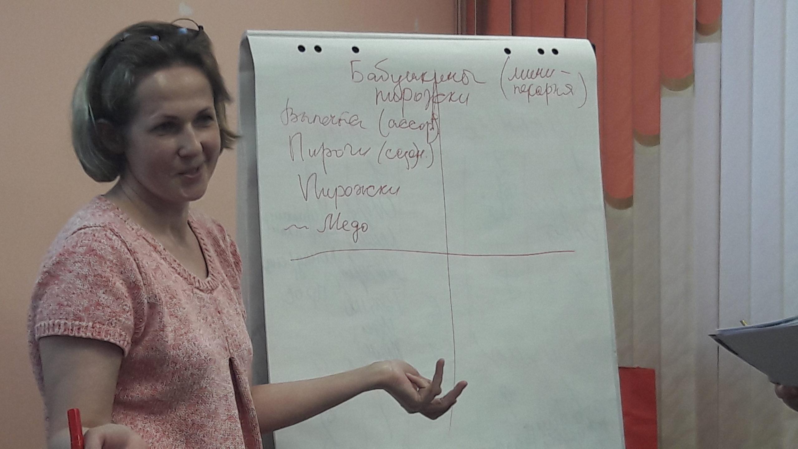 Набор слушателей на тренинг по теме «Мама — предприниматель»