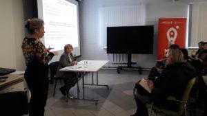 Набор слушателей на тренинг по теме «Консультационная поддержка»
